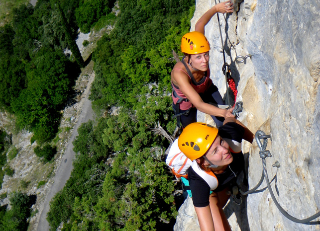 Via Ferrata Hérault